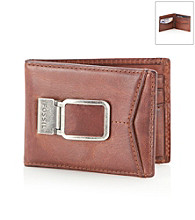 Fossil® Men's Brown FSL Carson ID Billfold