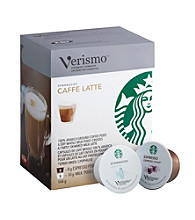 Starbucks® Verismo® Caffé Latte 2-Step 16-pk. Espresso & Milk Pods