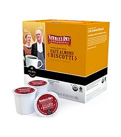 Keurig Newman's Own Organics The Second Generation Café Almond Biscotti 18-pk. K-Cups®