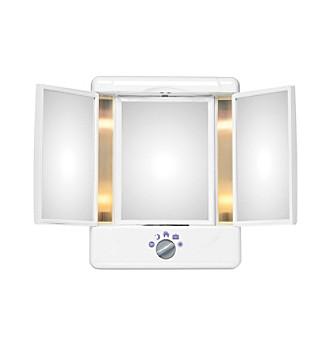 Conair® 3-Panel Illuminated Makeup Mirror