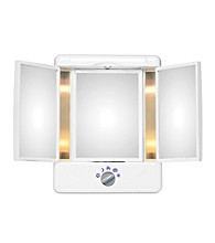 Conair® 3-Panel Illuminated Makeup Mirror