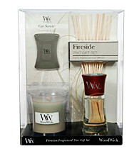 WoodWick® Fireside Trio Gift Set