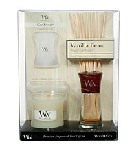 WoodWick® Vanilla Bean Trio Gift Set