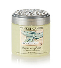 Yankee Candle Sage and Citrus Fragrance Spheres