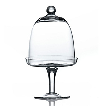 LivingQuarters 2-pc. Mini Cake Dome