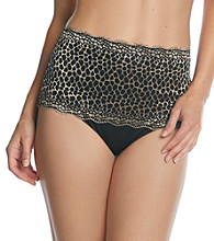Skinnygirl® by Bethenny Frankel Luxe Lace Shaping Thong