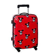 Ed Heck Looking Cool Red Luggage Collection