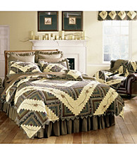 Barn Raising Pine Cone Quilt Collection by Donna Sharp®