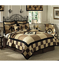 Fleur de Lis Patchwork Quilt Collection by Donna Sharp®