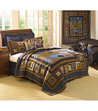 Midnight Bear Quilt Collection by Donna Sharp®