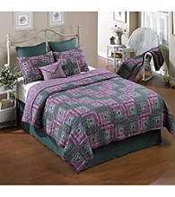 Melanie Log Cabin Quilt Collection by Donna Sharp®