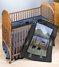 Bear Lake Baby Bedding Quilt Collection by Donna Sharp®