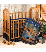 Midnight Bear Baby Bedding Quilt Collection by Donna Sharp®