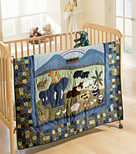 Noah's Ark Baby Bedding Quilt Collection by Donna Sharp®