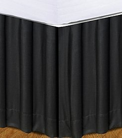 Donna Sharp® Black Night Bed Skirt