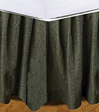 Donna Sharp® Forest Green Bed Skirt