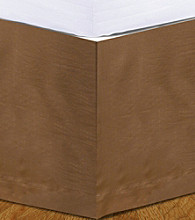 Donna Sharp® Brown Bed Skirt