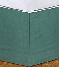 Donna Sharp® Melanie Green Bed Skirt