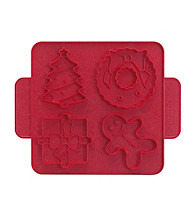 Nordic Ware® Winter Holiday Cookie Cutter Plaque