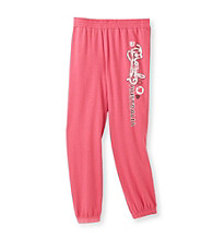 Mambo® Girls' 7-16 Supersoft Roll-Up Pants