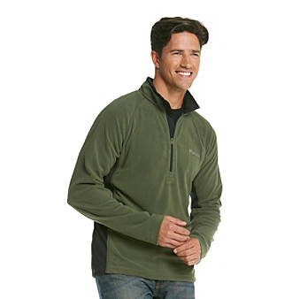 Columbia Men's Glacial Half-Zip Fleece