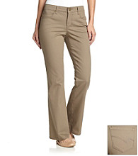 Relativity Petites' Casual Colored Short Denim Pant