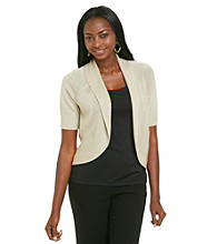 Relativity® Career Petites' Shine Shrug