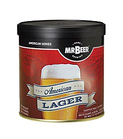 Mr. Beer® American Lager Refill Brew Pack