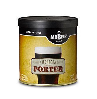 Mr. Beer® American Porter Refill Brew Pack