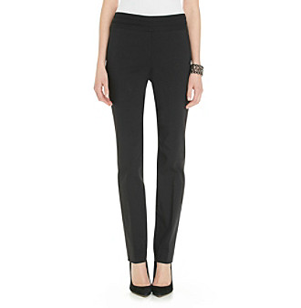 Rafaella® Power Stretch Slim-Leg Pant