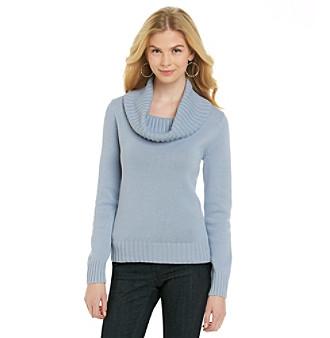 Jeanne Pierre® Cowlneck Sweater