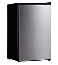 Sunpentown® 4.4-cu.ft. Stainless Steel Compact Refrigerator