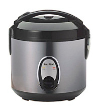 Sunpentown® 4-Cup Stainless Steel Rice Cooker