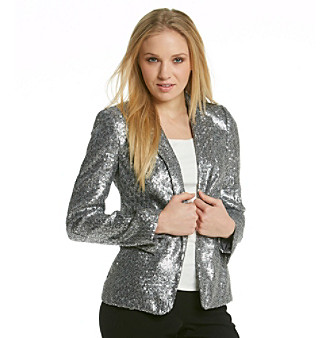 MICHAEL Michael Kors® Allover Sequin Blazer