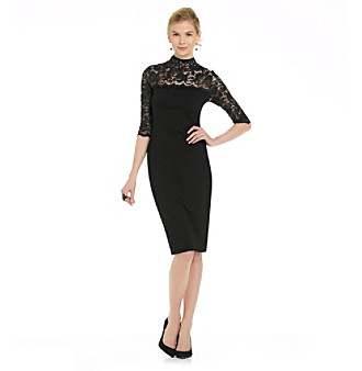 Karen Kane® Josh Lace Dress