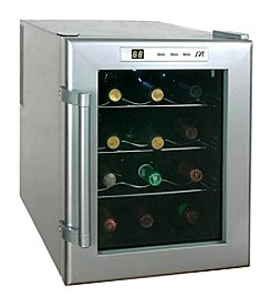 Sunpentown® 12-Bottle Thermo-Electric Wine Cooler