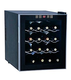 Sunpentown® 16-Bottle Thermo-Electric Wine Cooler