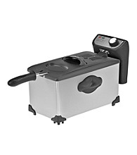 Kalorik 4-qt Stainless Steel Deep Fryer
