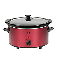Kalorik 3.7-qt. Oval Slow Cooker