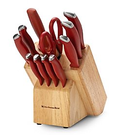 Kitchen Aid® Delrin 12-pc. Red Cutlery Set
