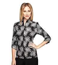 Alex Evenings® Printed Jacket