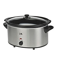 Kalorik 6-qt. Oval Slow Cooker