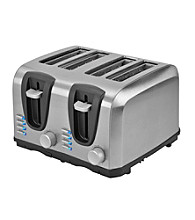 Kalorik 4-Slice Stainless Steel Toaster