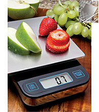 The Black Series Digital Kitchen Scale