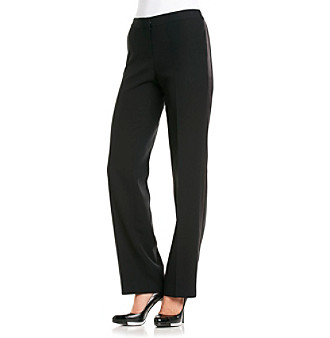 Anne Klein® Petites' Regular Length Tuxedo Pant
