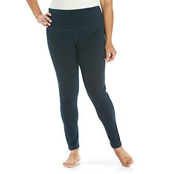 Lysse Legging Plus Size Denim Tight Ankle Pants