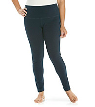 Lysse Legging Plus Size Denim Tight Ankle Pants