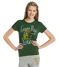 Junk Food Juniors' Packers Crew Tee