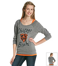 Junk Food Juniors' Bears Off Shoulder Raglan