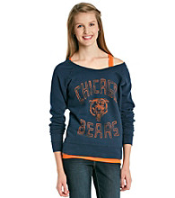 Junk Food Juniors' Bears Off Shoulder Fleece